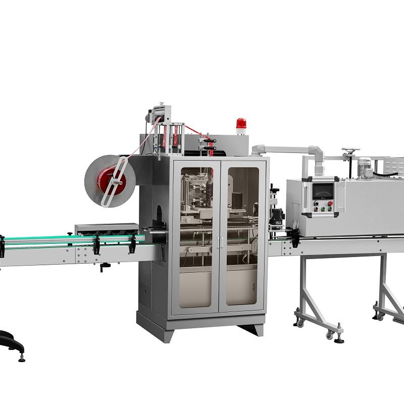 Sleeve Label Shrinking Machine
