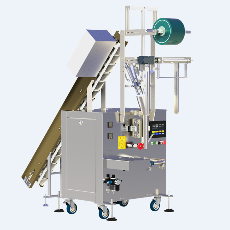 Triangle Bag Outside Bag Packing Machine