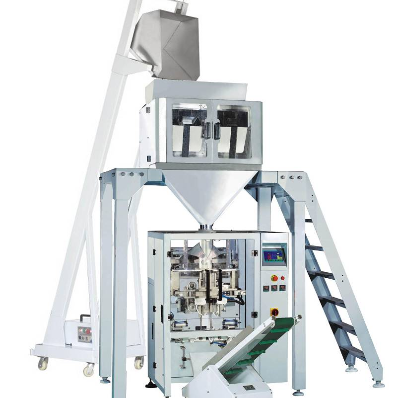Automatic Weighing scale packaging machine