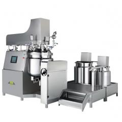 Vacuum Emulsifying Mixing machine