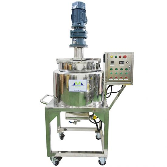 Heating Mixer Machine