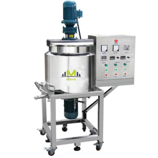 Homogenizing Heating Mixer Machine